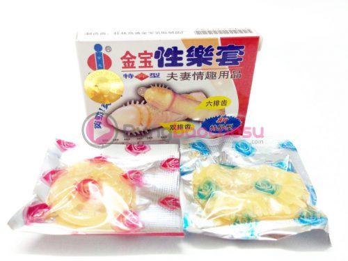 Bao cao su có gai to bán tại Đà Nẵng