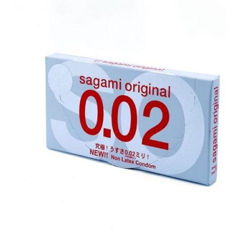 Condom Sagami 0.02 Japan