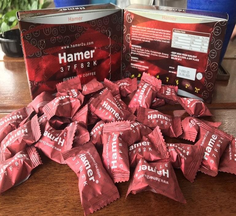 Kẹo sâm Hamer tăng cường sinh lý điều trị yếu sinh lý Nam Nữ bán tại Đà Nẵng