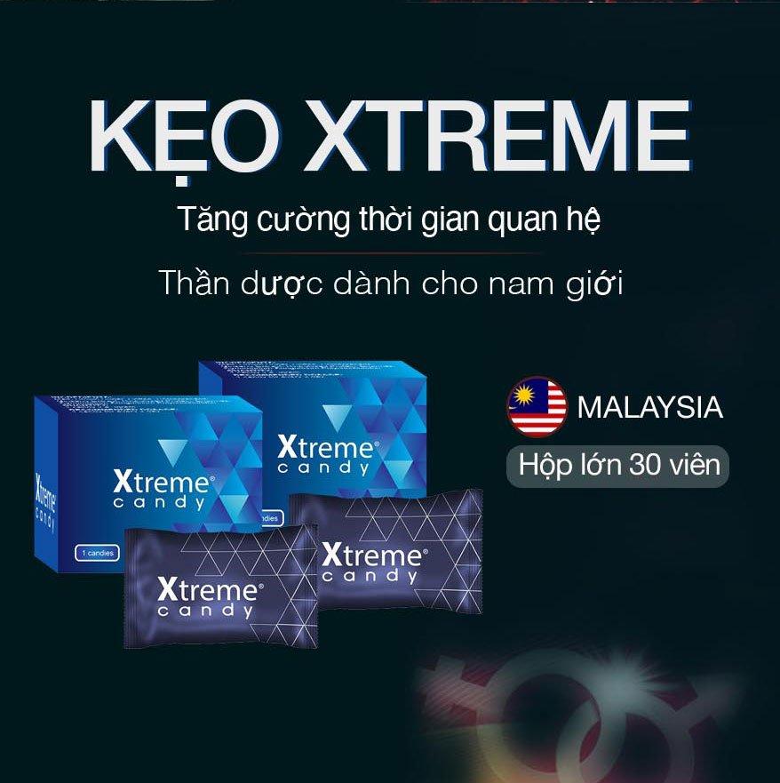 Kẹo sâm Xtreme Candy bán tại Đà Nẵng