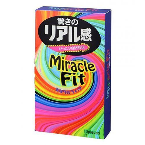 bao cao su sagami Miracle Fitsize nhỏ ôm khít bán Đà Nẵng